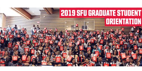 Graduate Student Orientation Fall 2019 tickets