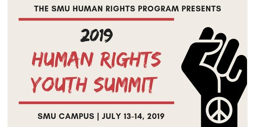 2019 Human Rights Youth Summit