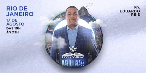 ESCOLA DO REINO MASTER CLASS | Pr Eduardo Reis