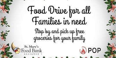 Saint Mary's Food Bank