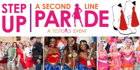 2019 FestiGals Step Up Parade tickets