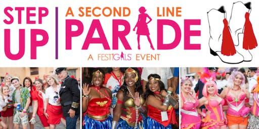 2019 FestiGals Step Up Parade