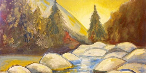 Yuba River Paint and Sip