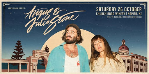 Angus & Julia Stone with Special Guests