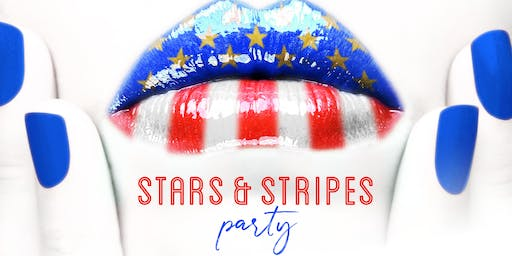 Stars & Stripes Party at Aqua Lounge