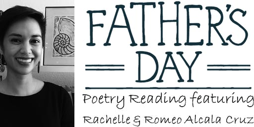 Father's Day Poetry Reading with Rachelle and Romeo Cruz