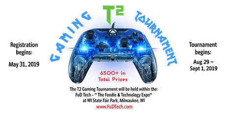 T2 Gaming Tournament Event tickets