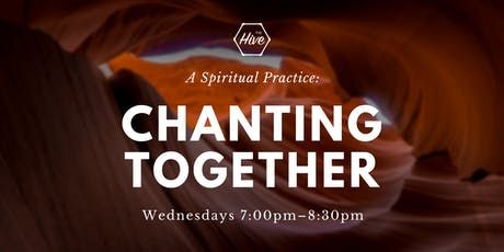 Chanting Together: A Spiritual Practice  tickets