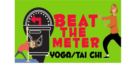 "CAMP Rehoboth Offers ""Beat the Meter"" Tai Chi and Yoga  - FREE classes! tickets"