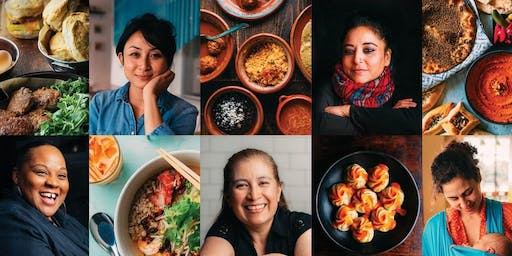 Author Event | We Are La Cocina - A Talk with Caleb Zigas, Nite Yun, Dayana Salazar, Lamees Dahbour