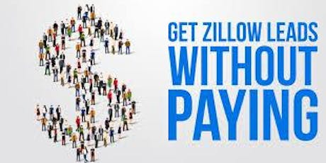 """""""HOW TO USE ZILLOW FOR FREE"""" By: Eric Young tickets"""