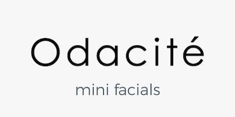 Odacite Gua Sha Mini Facials tickets
