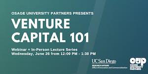 Webinar: Venture Capital 101