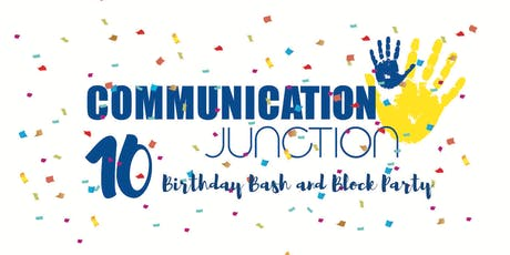 CJ's 10th Birthday Bash and Block Party tickets