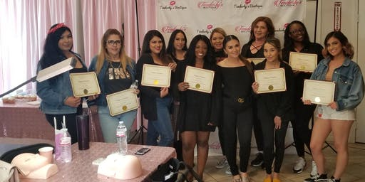 Classic,Hybrids,Volume Eyelash Extension Workshop