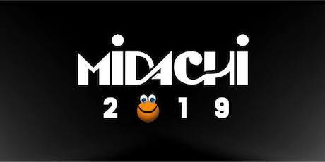 Midachi en San Juan entradas