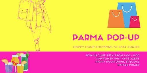 Parma Pop-Up at Fast Eddies