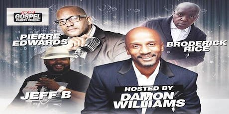 Chicago Gospel Comedy Festival tickets