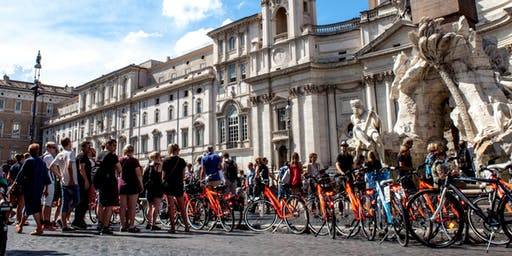 Rome 3 hours Bike Tour