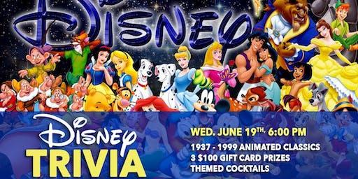 Disney Animated Classics Trivia 1.2 (1937-1999)