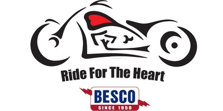 2nd Annual BESCO Ride for the Heart tickets