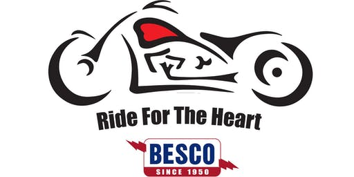 2nd Annual BESCO Ride for the Heart