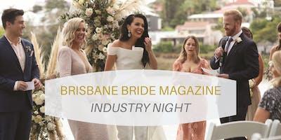 BRISBANE BRIDE MAGAZINE Industry Night
