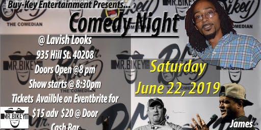 BuyKey Llc comedy Night