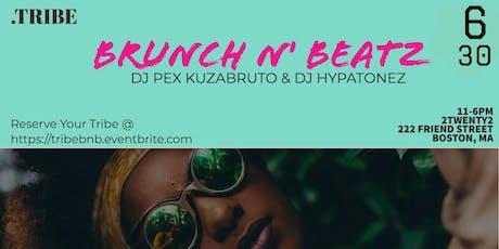 Tribe - Brunch N' Beatz tickets