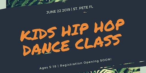 Kid's Hip Hop Dance Class