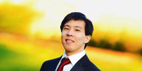 Irwin Shung – Keyboard Music by J.S.Bach tickets