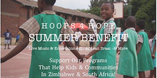 Hoops 4 Hope - Hamptons Summer Benefit 2019