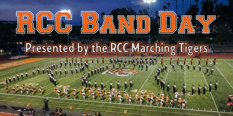 2019 RCC Band Day tickets