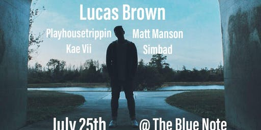 Lucas Brown Presents