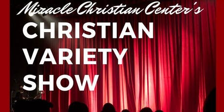 Christian Variety Show tickets