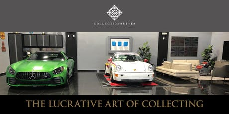 The Lucrative Art of Collecting - Art and Antique Car Collectors' Meetup. tickets