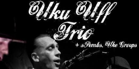 Uke Uff Trio tickets