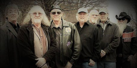 Rusty Barkley and the Part-Time Blues Band - Smokin' Rock and Blues! tickets