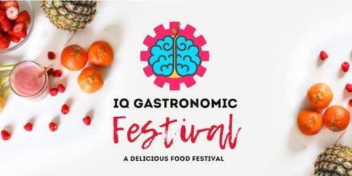 IQ GASTRONOMIC FESTIVAL
