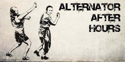 Alternator After Hours: Banksy