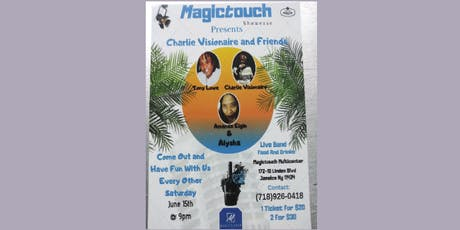 MAGIC TOUCH  MULTI-PURPOSE HALL SHOWCASE PRESENTS LIVE ARTISTS AND BANDS. tickets
