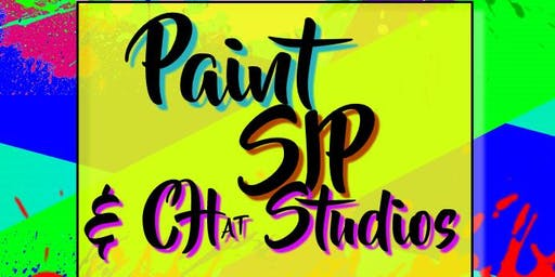 Paint, Sip & Chat Studio's
