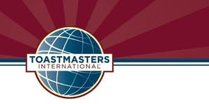 Toastmasters Division D Fall Speech Contest