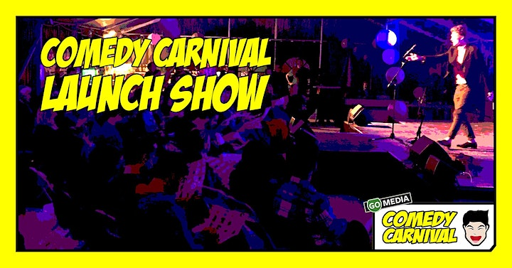 Comedy Carnival Launch Show 2019 image