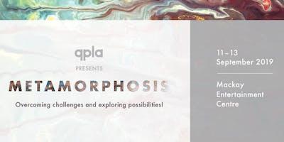 QPLA 2019 Conference - Metamorphosis