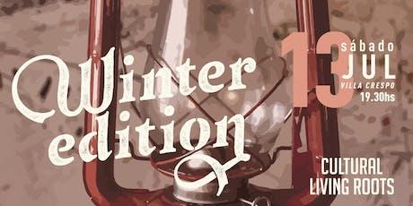 Winter Edition -  CLR entradas