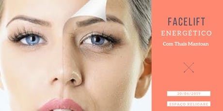 Facelift Energético - Access Consciouness ingressos