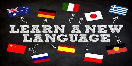 Italian Beginners Classes Term 3 2019 tickets