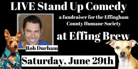 Live Stand Up Comedy at Effing Brew tickets