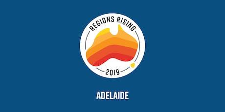 Regions Rising 2019 // SA tickets